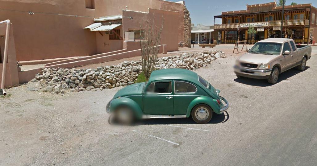 google beetle