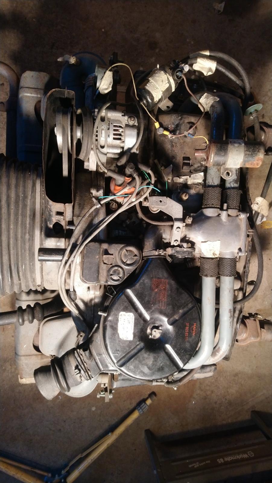 Type 3 engine