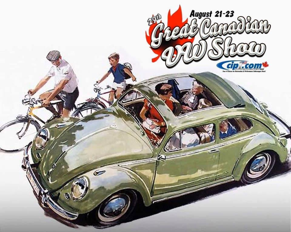 2020 Great Canadian VW Show