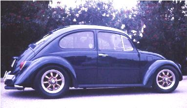 Old DKP II Club Car