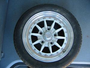 Porsche Wheel ?