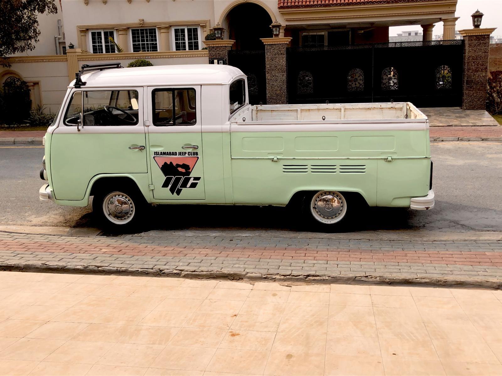 vw pickup 1975