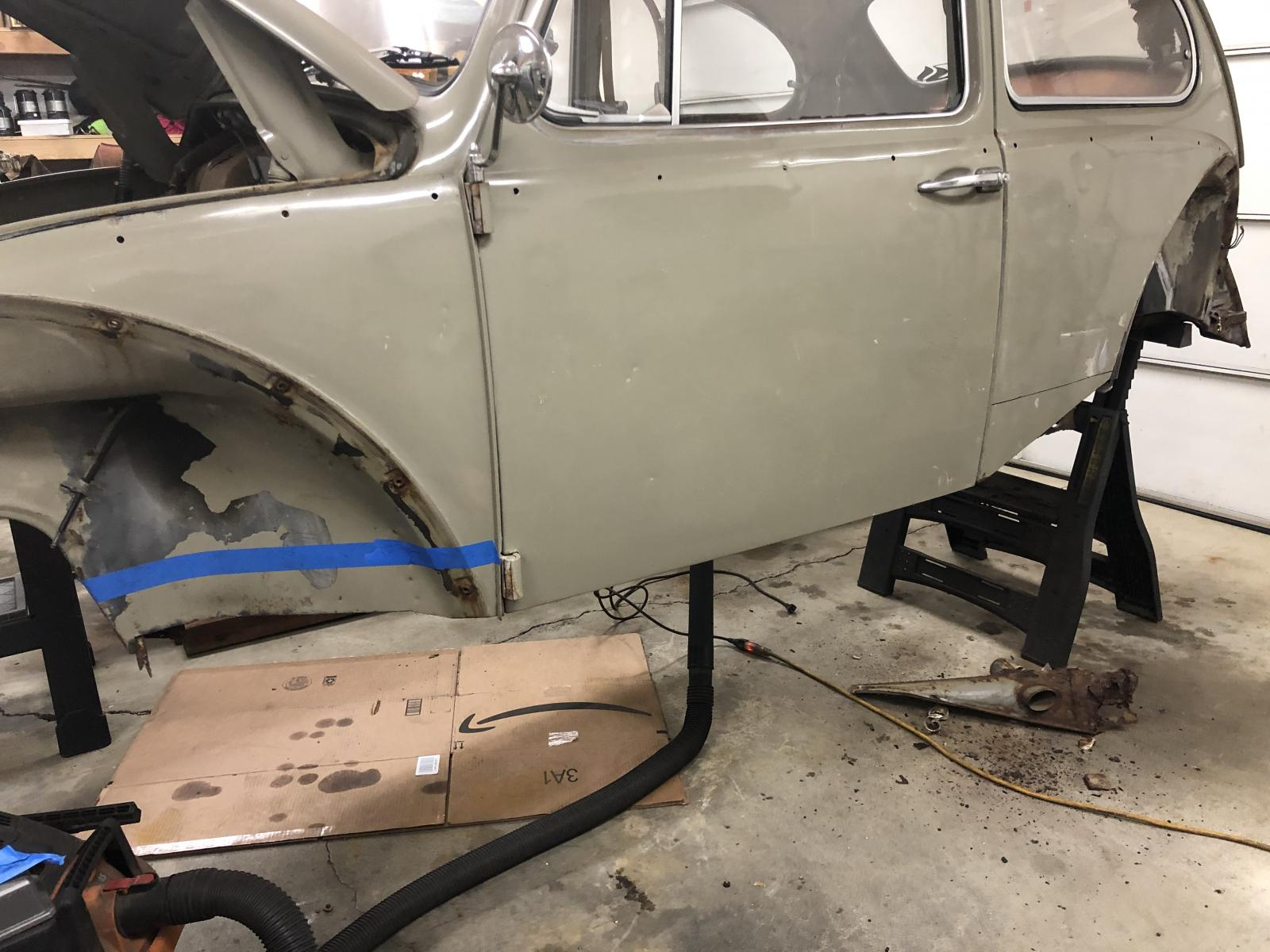 '66 field find project