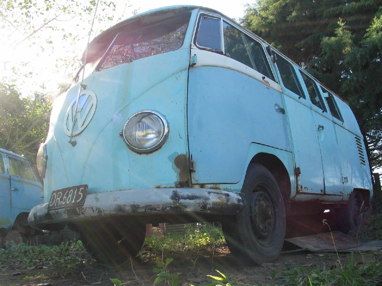 My 59 Kombi - Project