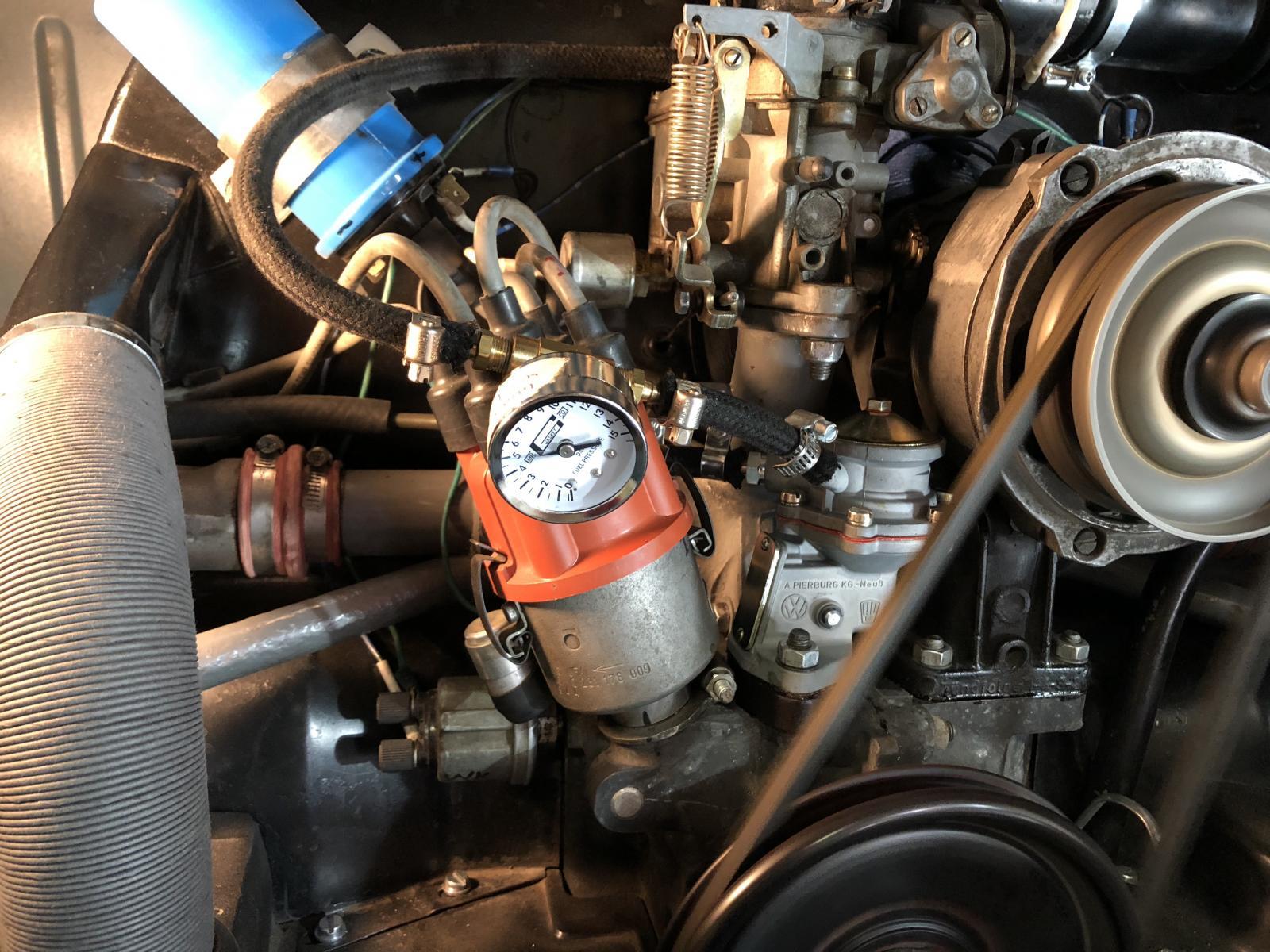 fuel shut off valve