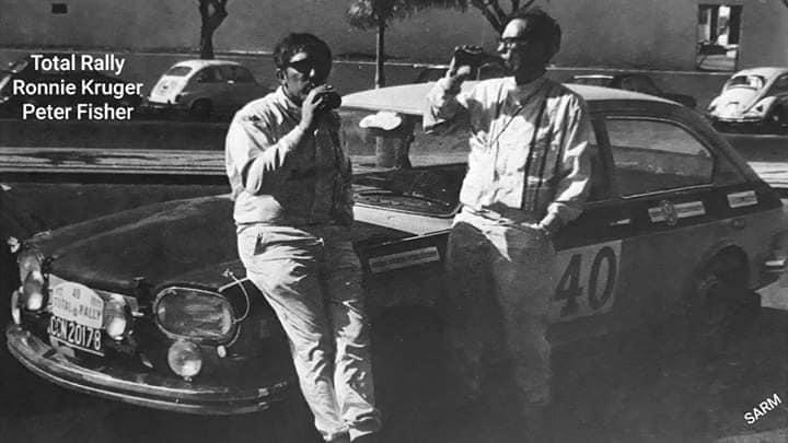 Rally 411, Total Rally South Africa 1970