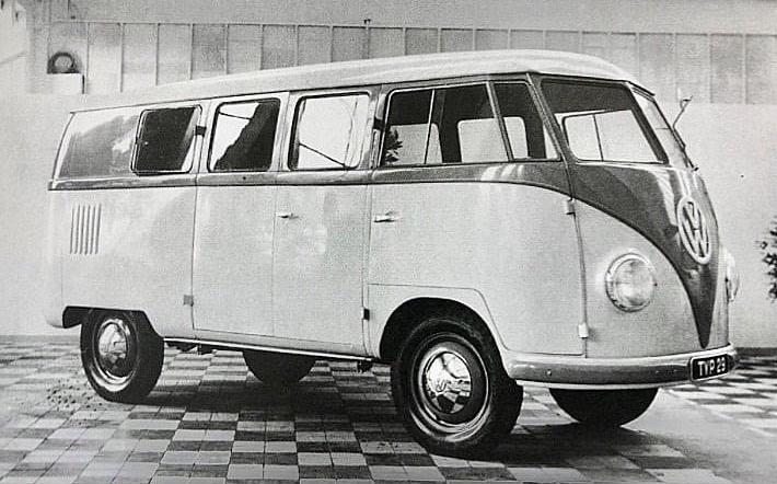 Prototype Barndoor