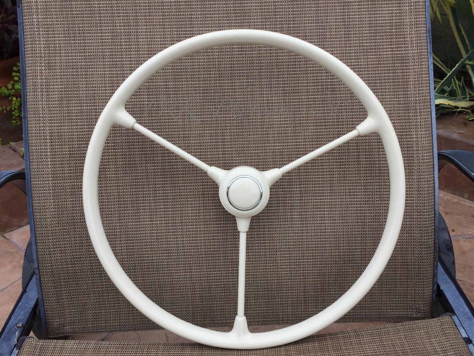 3 Spoke Standard Wheel