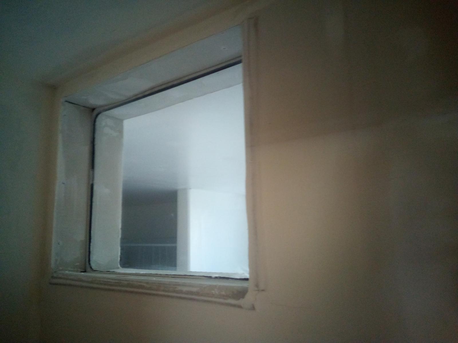 Vw bus kitchen window