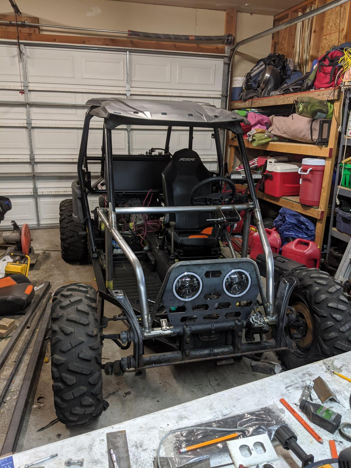 Off road Rzr Beetle