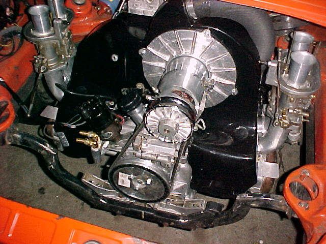 912 Engine Mount