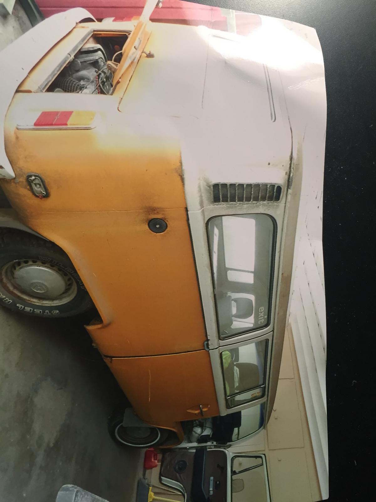 78 sunroof van stolen in san rafael