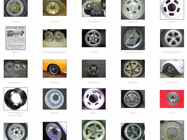 New VW Wheels Gallery