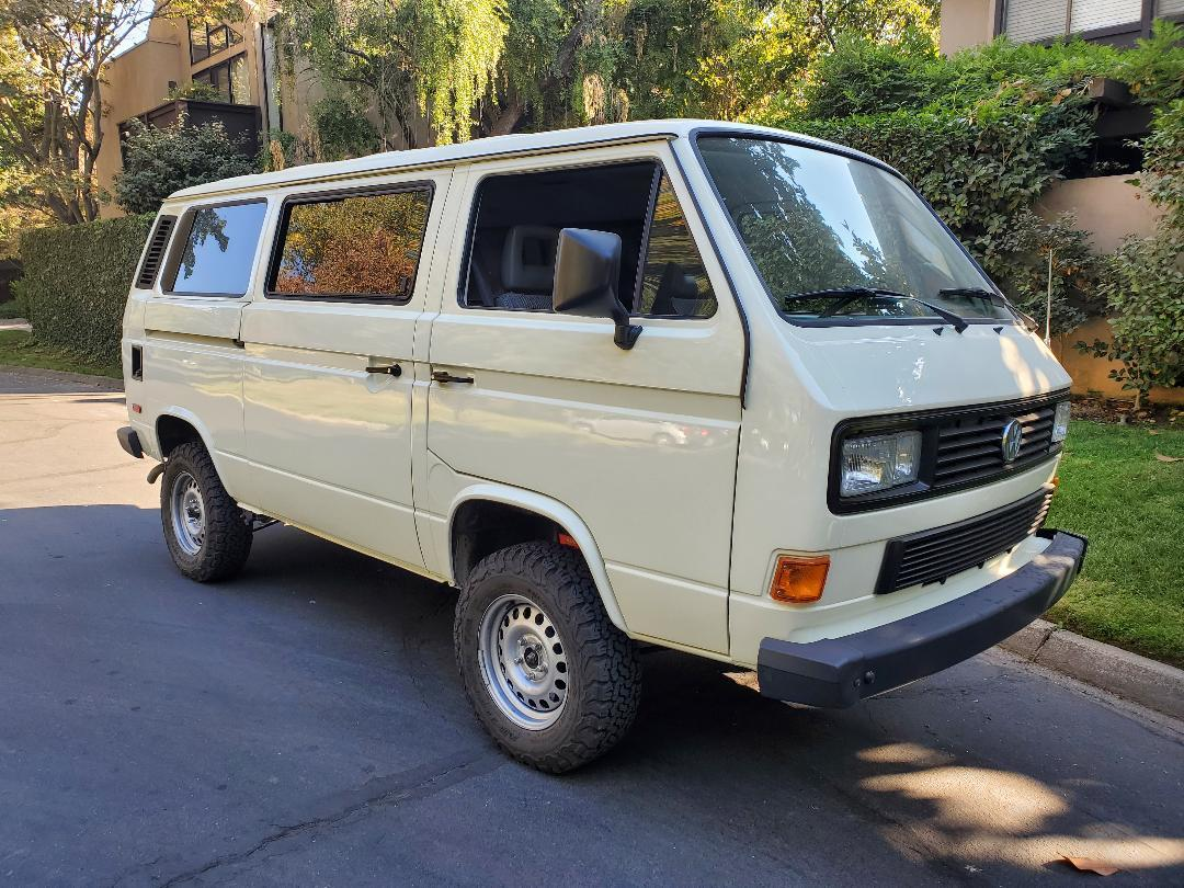 """""""90 Syncro with15"""" Mefro's"""