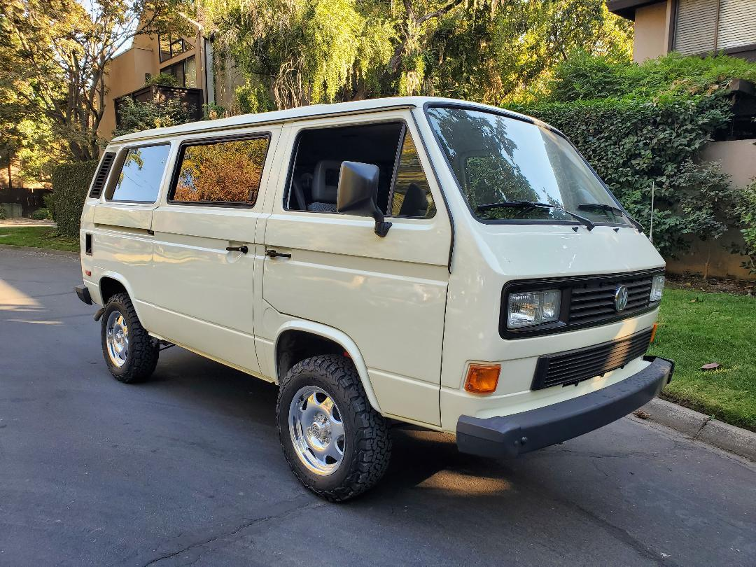 '90 Syncro with CLK's