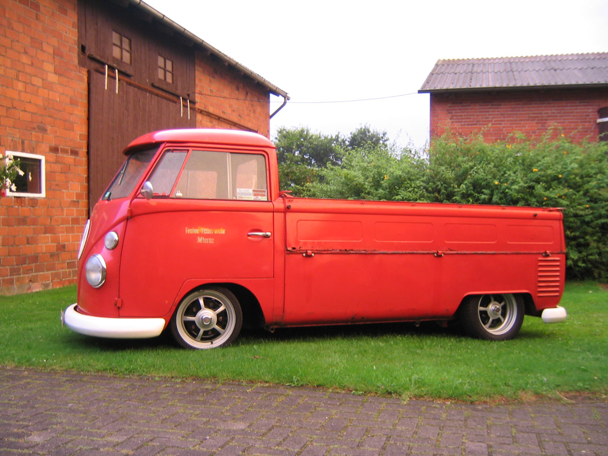 My 64er little red single cab!