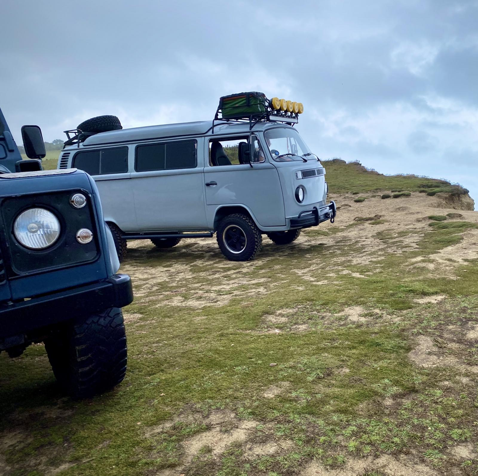 Nimbus Type 2 Baja Bus Raised