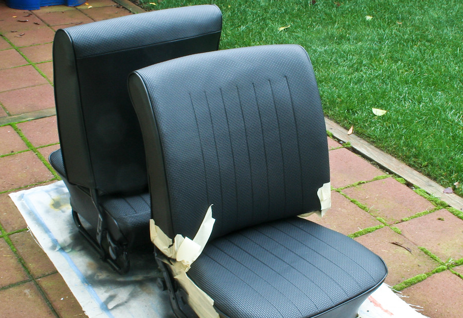 1967 Seat Upholstery from Wolfsburg West (TMI)