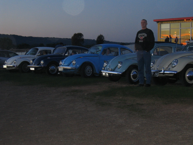 Herbie Fully Loaded Drive In Night