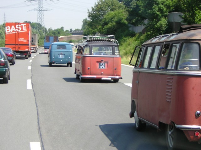 on the road for Hessisch oldendorf