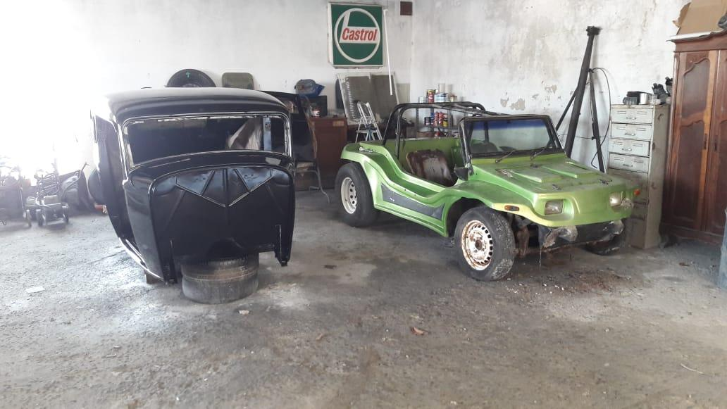 Buggy Tropical Made in Brasil 1972 - Engine Boxer