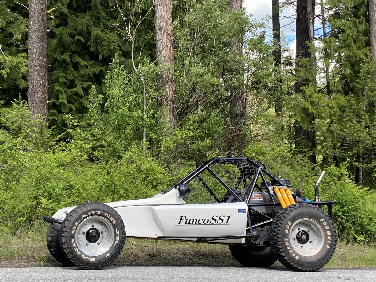 1972 Funco SS1 Desert Race Car