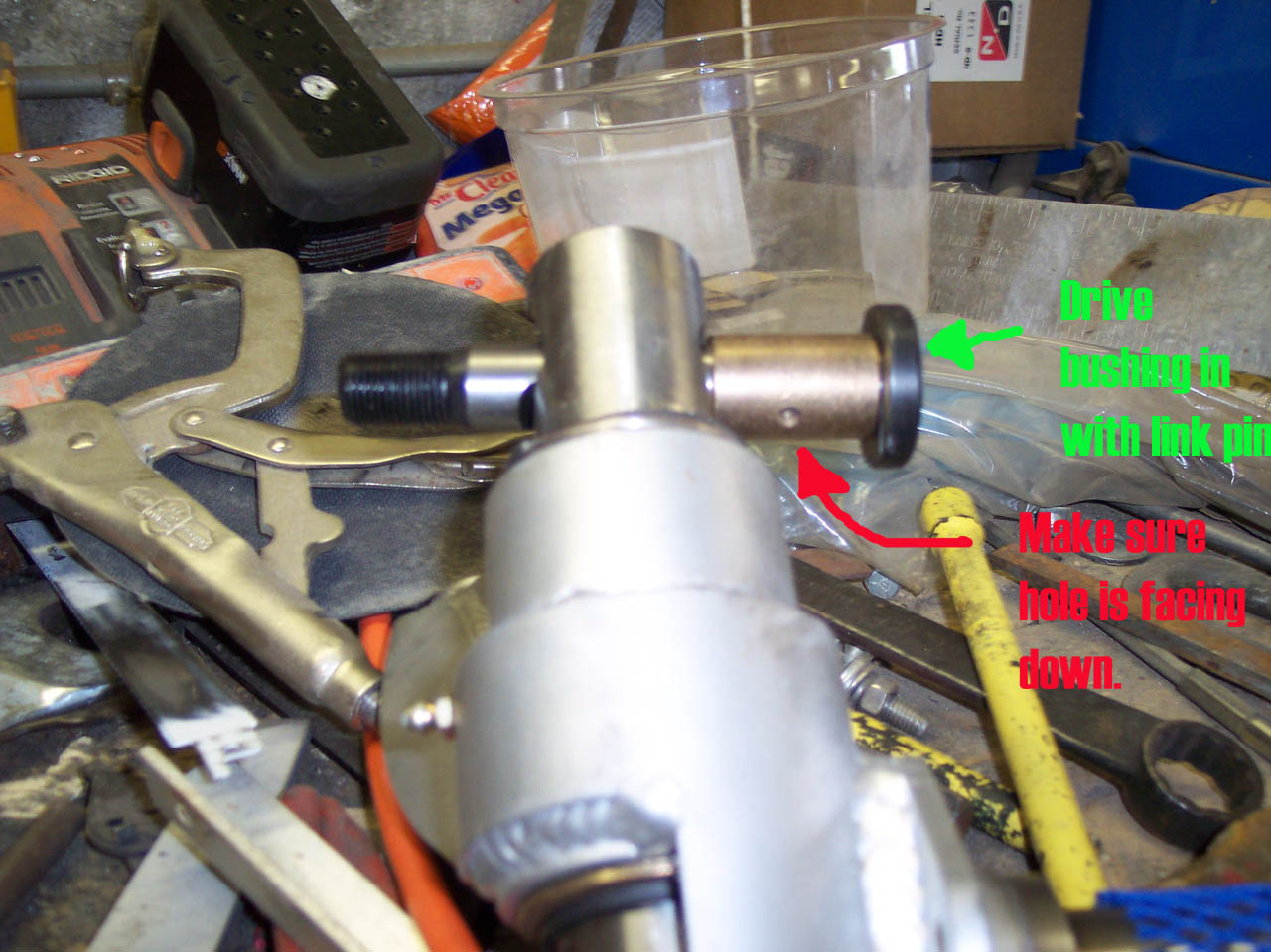 TheSamba com :: HBB Off-Road - View topic - Combo spindle