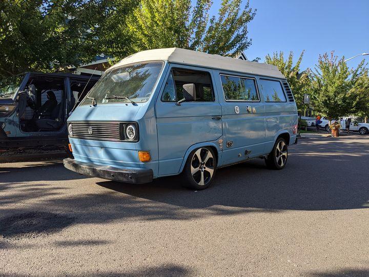GTI wheels and air ride