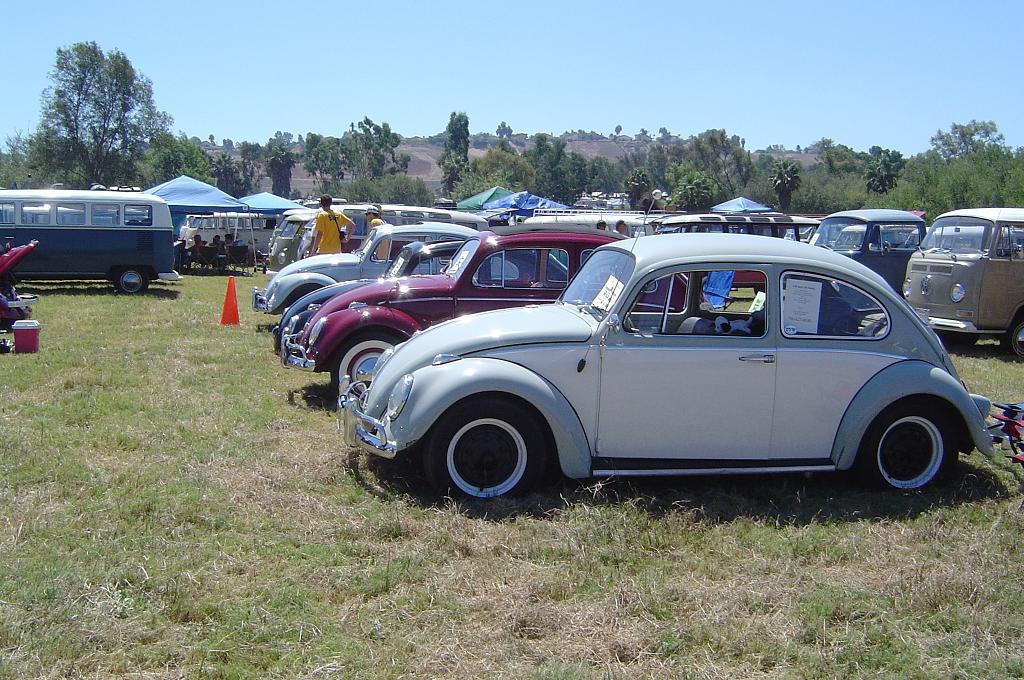 my 65 bug at Familien Fest 11