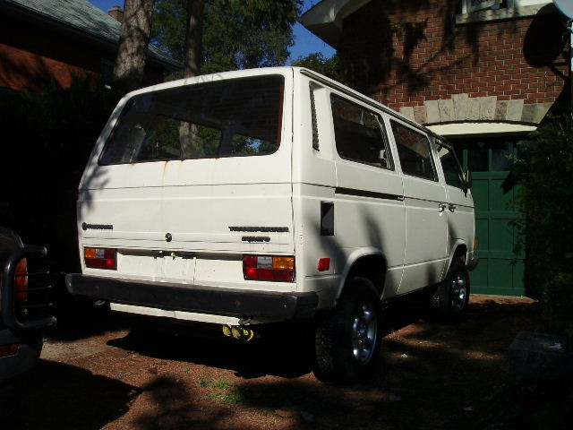 my new syncro