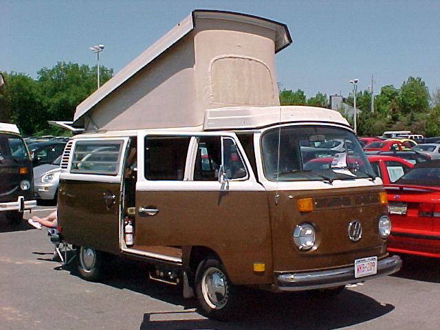 '78 Champagne Edition Westy