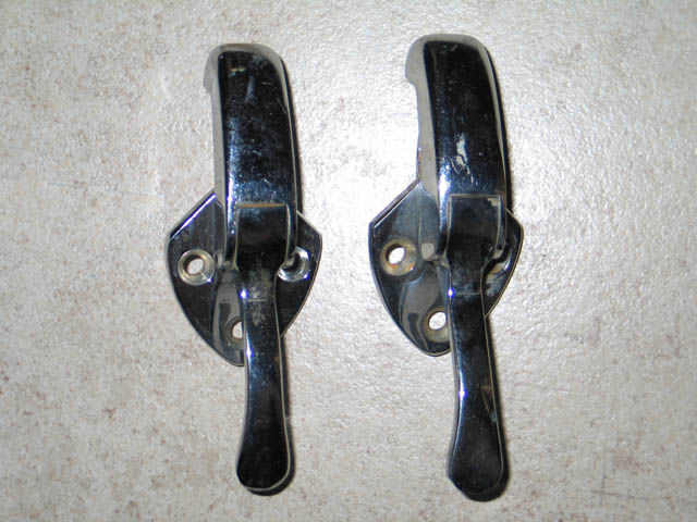 Convertible Top Latches