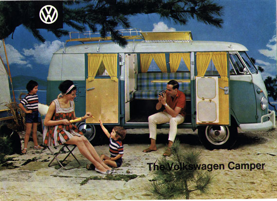 Early '60's Camping Ad