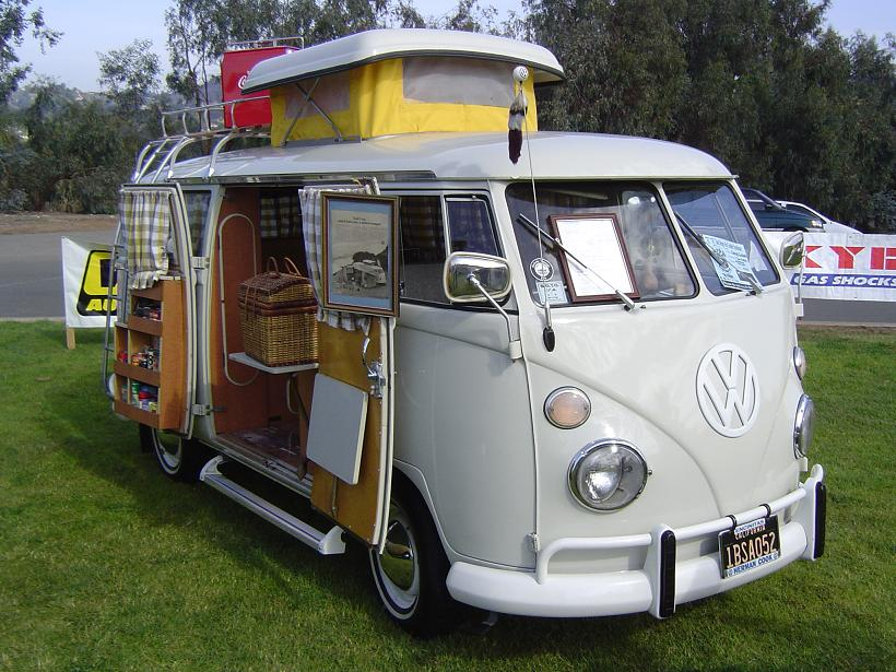1st Place Camper at Dubs in the Sun