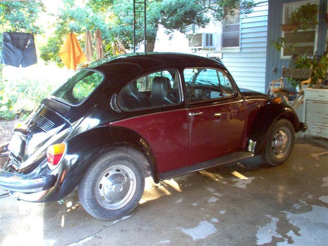 74 Bug July 2005