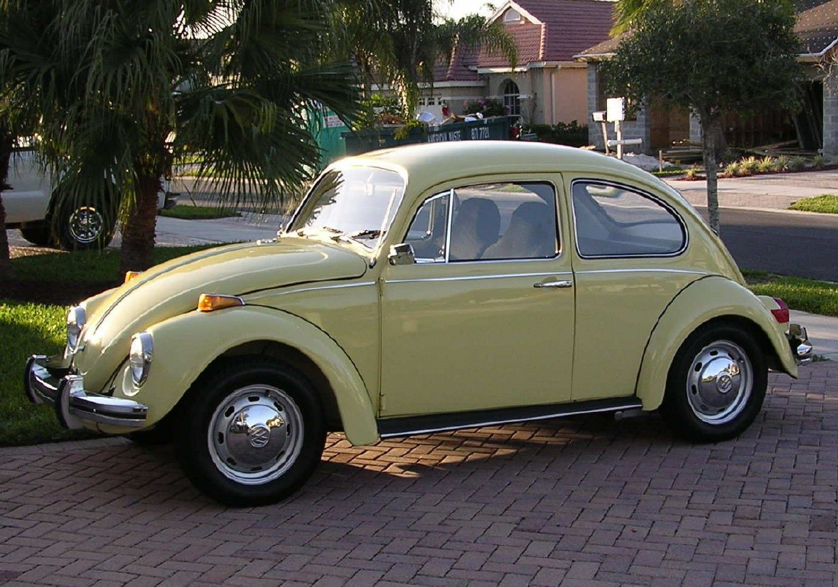 mot months drives yellow perfect rare maintained p plate volkswagen convertible vw beetle well