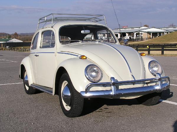1964 Deluxe Beetle