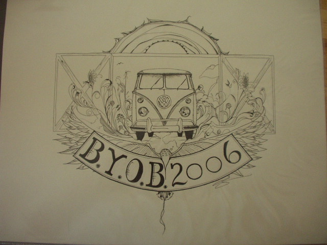 BYOB 2006 Artwork