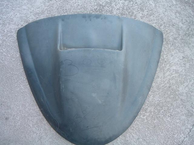 Restojohnny's RAREST of the RARE fiberglass decklid