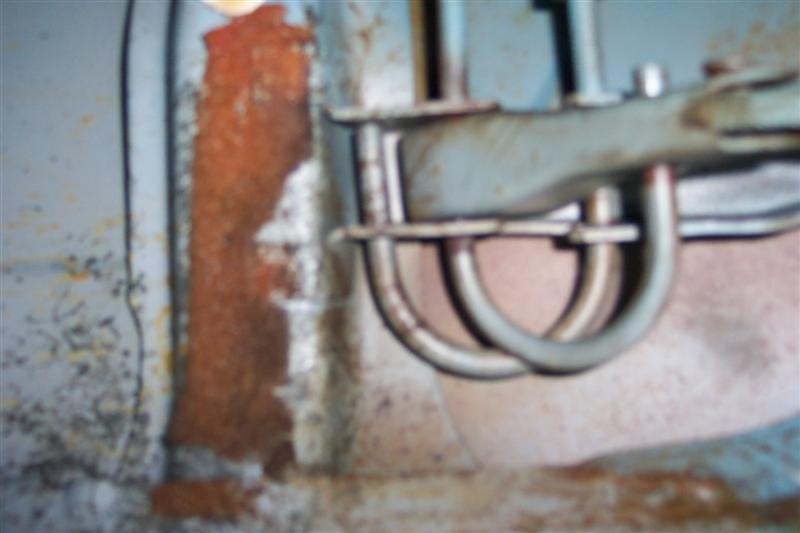 bay window rear hinge