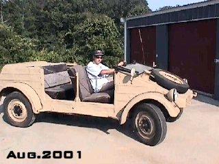 1940 Kuebelwagen