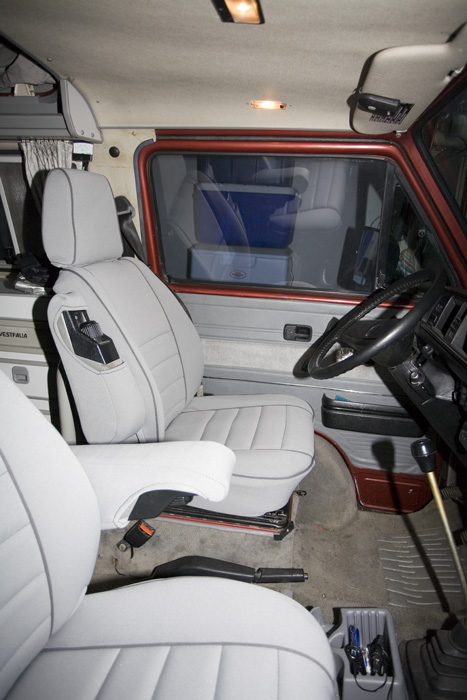 New Seat Covers from Wet Okole