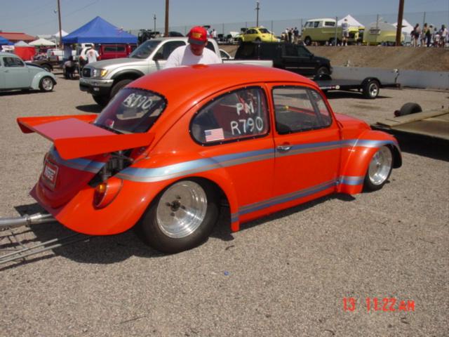 Fastest qualifier at Phoenix Bug-O-Rama 2002!!!