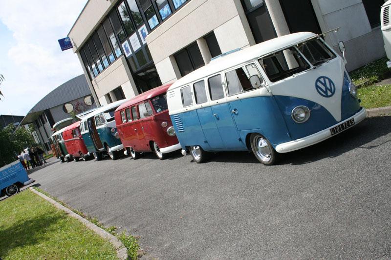 Split bus from France