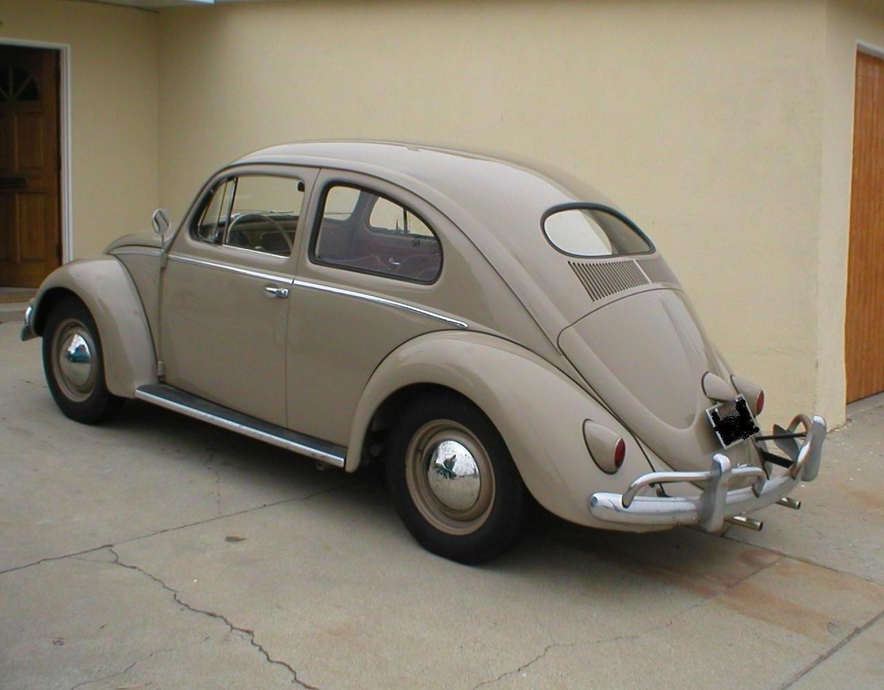 1956 Oval Window Beetle