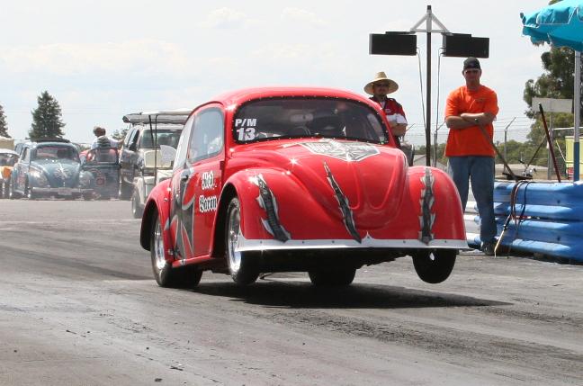 Bug O Rama 57   Eric Calabrese in Red Baron