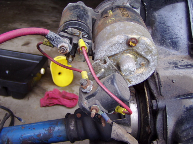 Vw Beetle Starter Motor Problems
