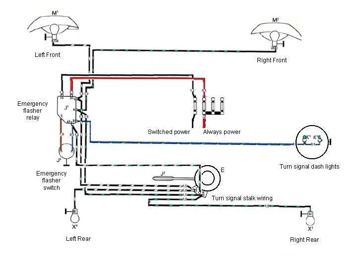wiring diagram for emergency flashers wiring diagram dash ignition switch wiring diagram emergency flasher wiring diagram #14