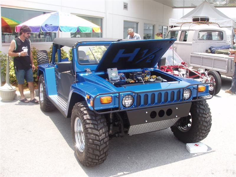 TheSambacom  GeneralChat  View topic  Hummer VW