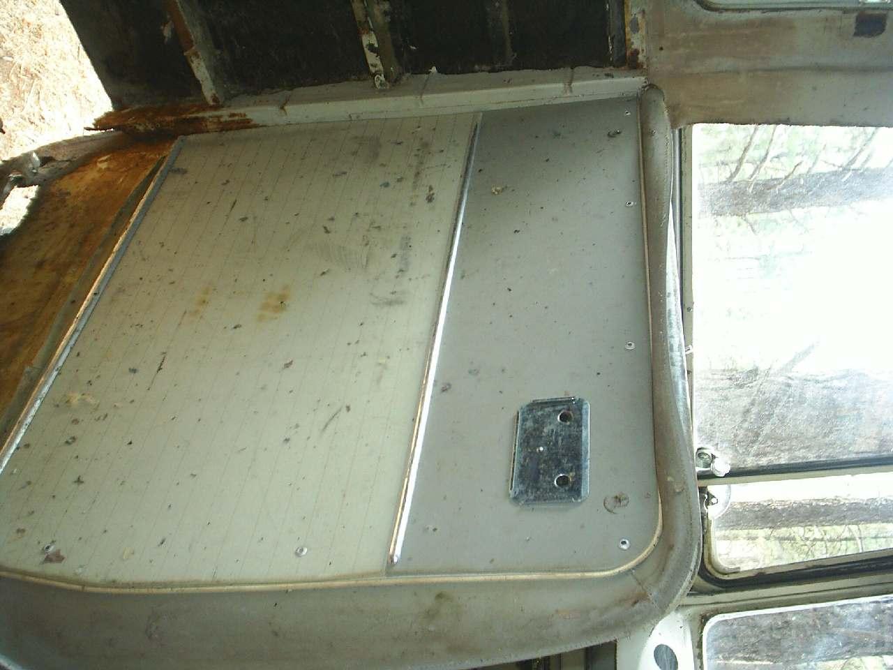 64 Driver side Interior Panel